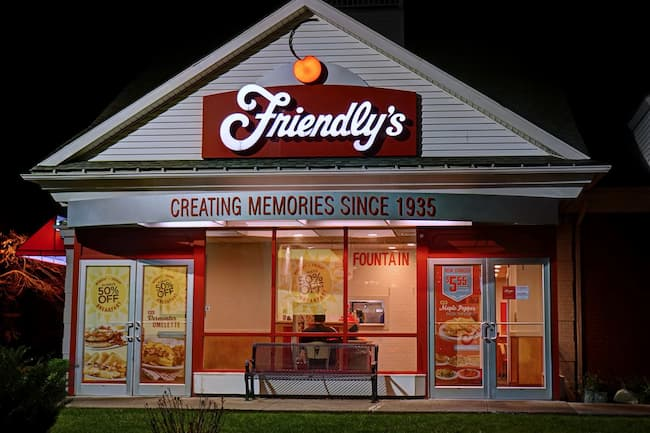 what time does friendly's stop serving breakfast