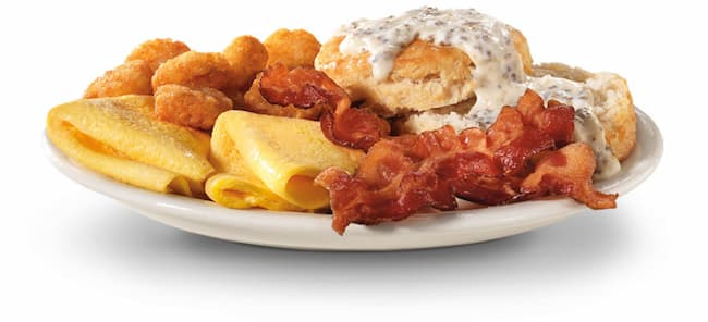 what time does hardee's stop serving breakfast