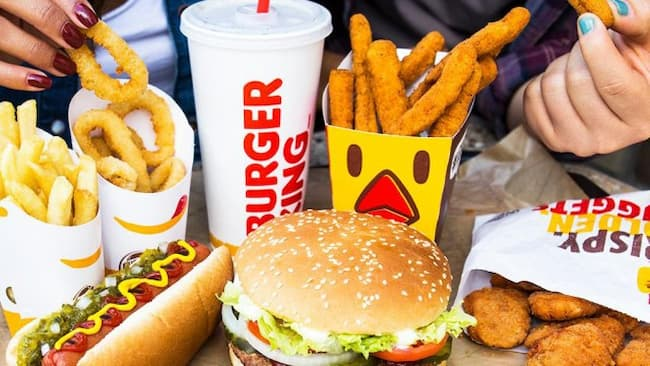 when does burger king serve lunch