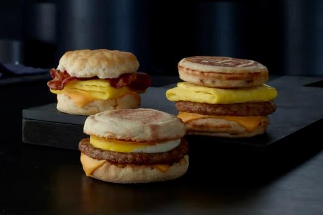 mcdonalds breakfast menu hours
