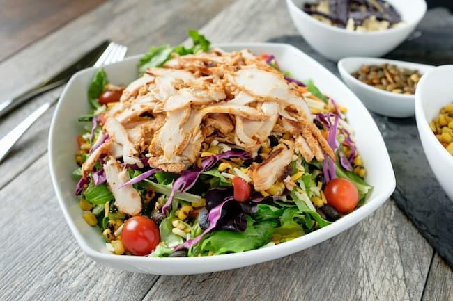 chick-fil-a lunch menu hours