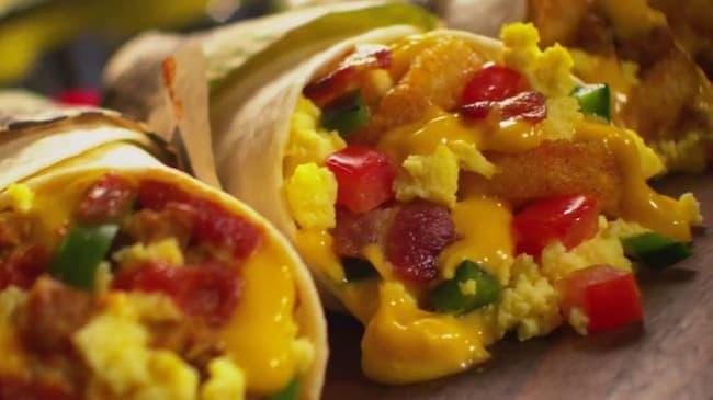 taco john's breakfast