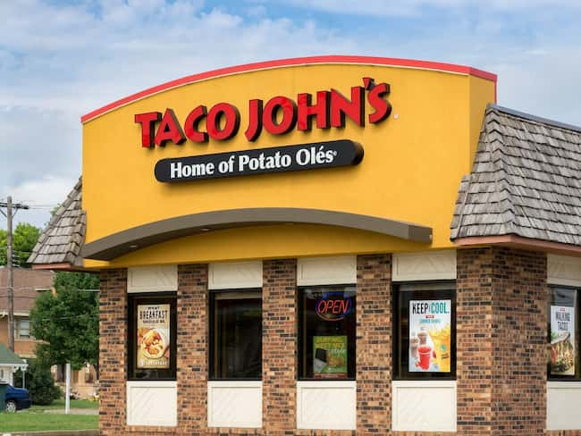 what time does taco john's stop serving breakfast