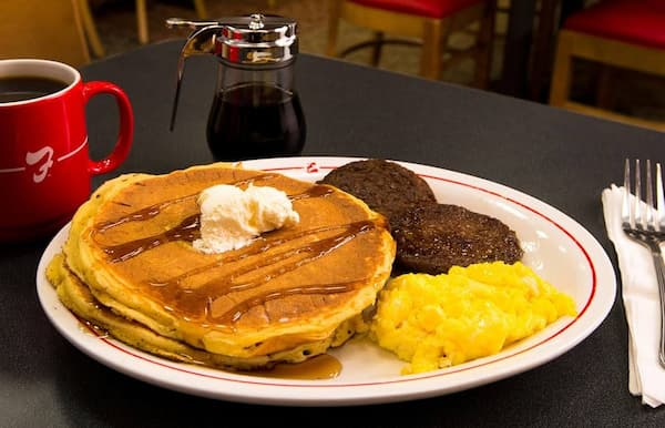 frisch's breakfast bar hours sunday