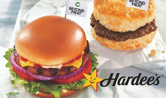 hardee's lunch time hours