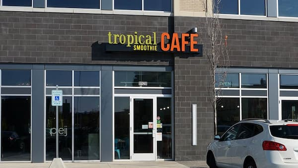 hours for tropical smoothie cafe