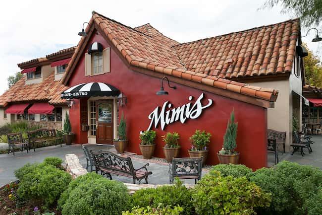 mimi's cafe breakfast hours