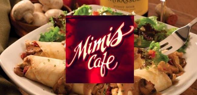 mimi's cafe hours