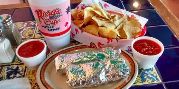 rosa's cafe breakfast tacos