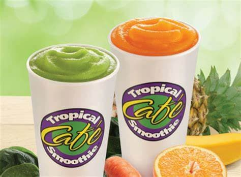 tropical smoothie cafe hours of operation