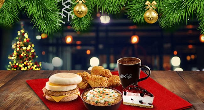 mcdonald's holiday hours