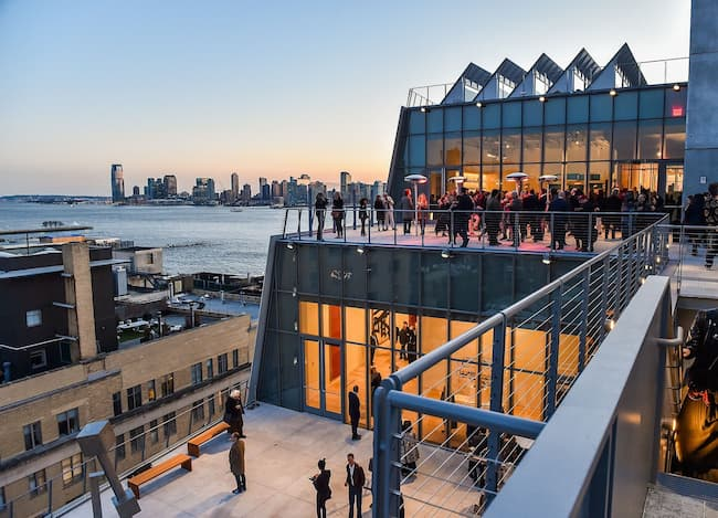 whitney museum opening hours
