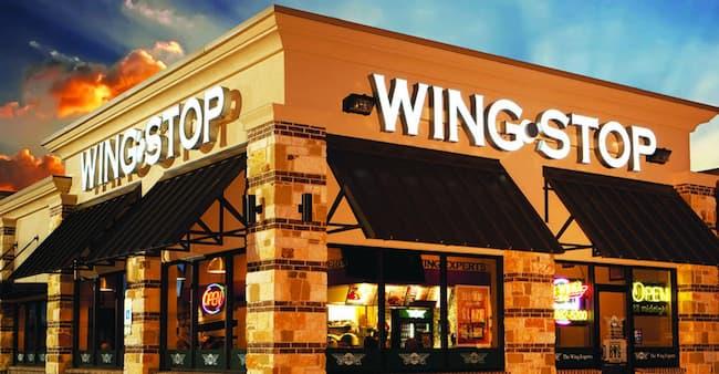 wingstop opening hours