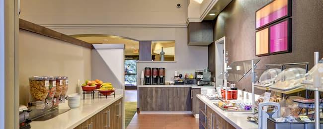 breakfast hours residence inn